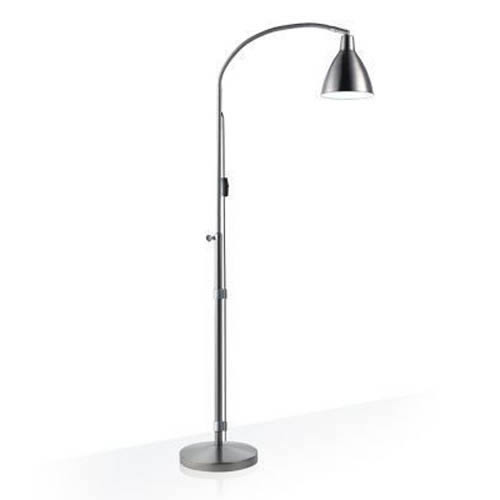 free standing floor lamp with daylight bulb magnifico. Black Bedroom Furniture Sets. Home Design Ideas