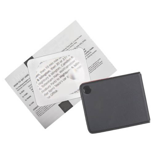 Flip-out Pocket Magnifier